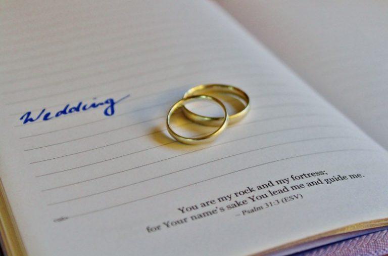 Inviti a nozze: quanto tempo prima si mandano le partecipazioni di matrimonio?