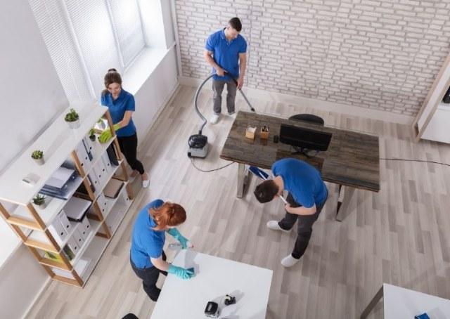 Consigli per la pulizia degli uffici