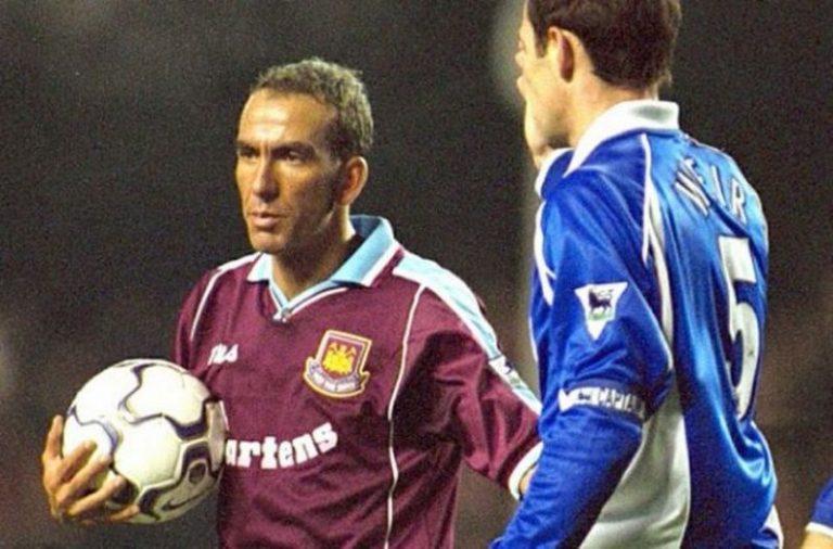 Paolo Di Canio: uno dei migliori esempi di fair play nel calcio