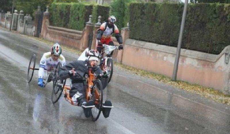 Zanardi Fontanari alla Venice Marathon 2012