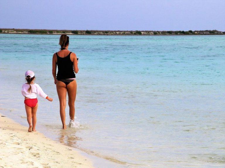 In vacanza al mare con i bambini: cosa non può mancare!