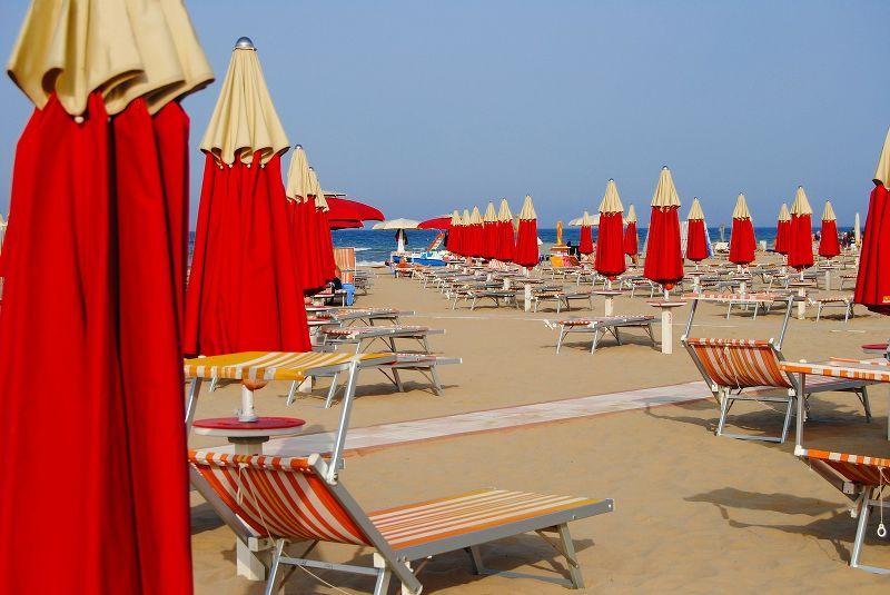 cattolica spiaggia