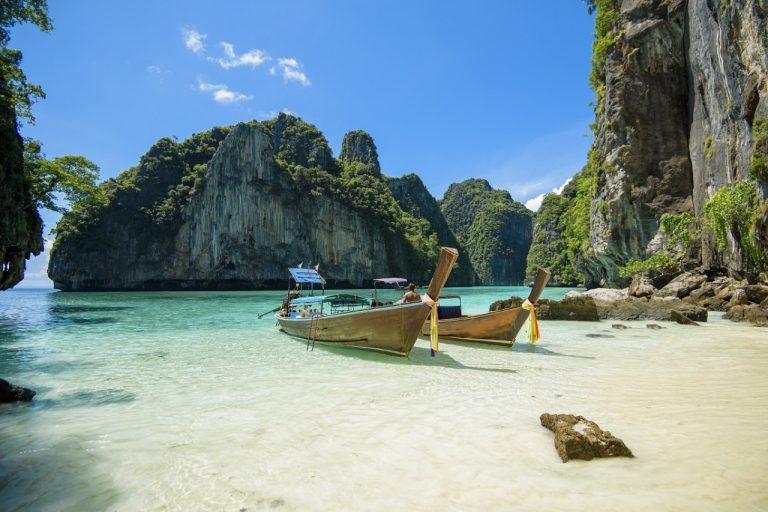 Le isole più belle della Thailandia