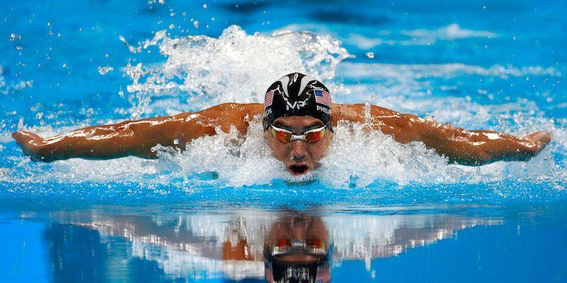 phelps fair play alle olimpiadi