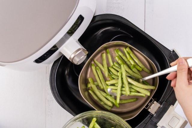 Friggitrice ad aria calda, ricette e curiosità